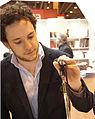 Jérémy Lachal salon du livre 2012.jpg