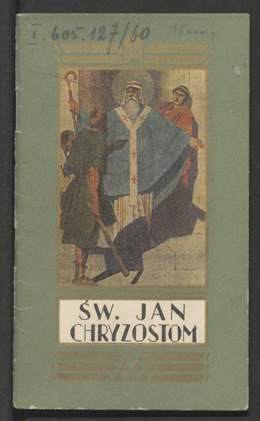 File:Józef Birkenmajer - Św. Jan Chryzostom.djvu
