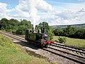 J72 Class 'Joem' at Redmire, Wensleydale Railway, Yorkshire.jpg