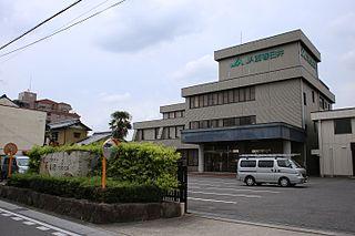 西春日井農業協同組合の本店