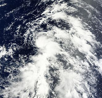 2011 Pacific typhoon season - A developing tropical depression on August 20, which failed to be a tropical storm in its lifecycle