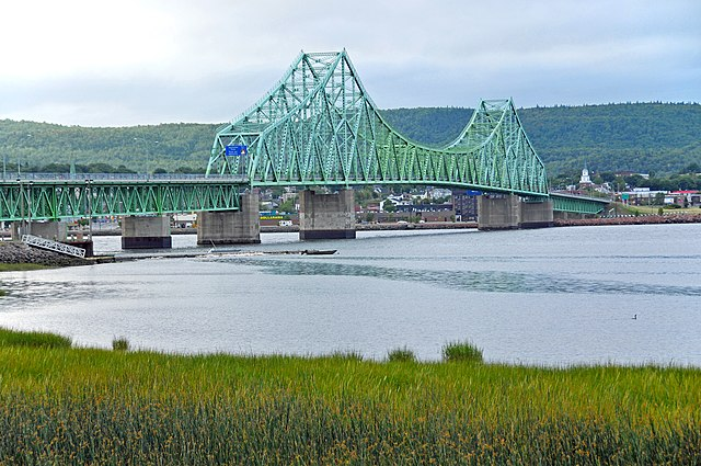Campbellton by Dennis Jarvis via Wikimedia Commons