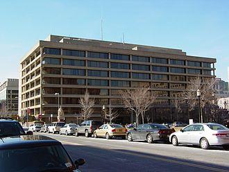 Washington Metropolitan Area Transit Authority - Image: Jackson graham building