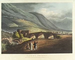 Daughters of Jacob Bridge - The Daughters of Jacob Bridge in 1799