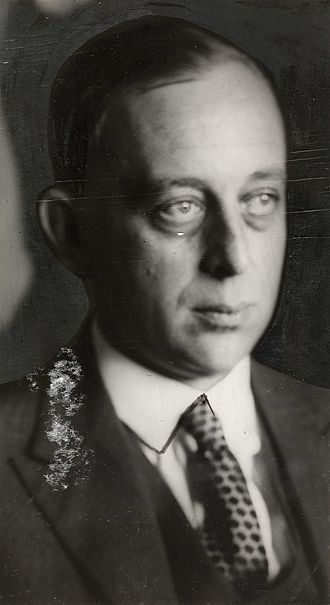 Jacob Christie Kielland - Jacob Christie Kielland in the 1930s