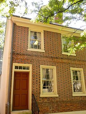Jacob Dingee House - Jacob Dingee House, June 2010
