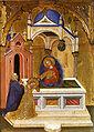 Jacobello del Fiore Santa Lucía en el sepulcro de Santa Agüeda PC Fermo.jpg