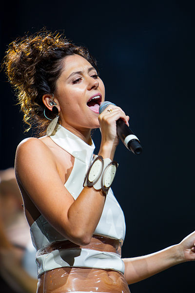 Picture of a band or musician: Eliza Doolittle