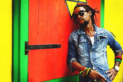 Picture of a band or musician: Jah Cure