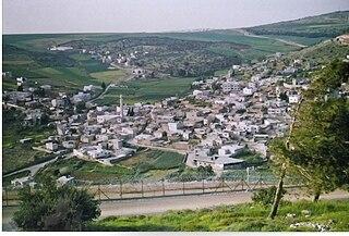 Jalbun Municipality type D in Jenin, State of Palestine