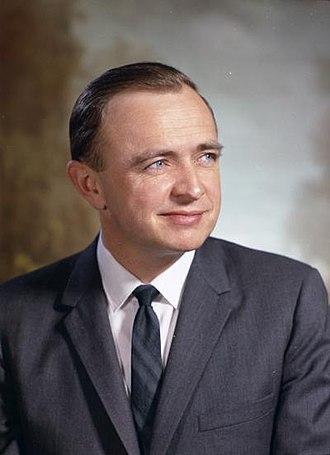 James A. Andersen - Andersen in 1969