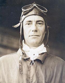 American air mail pilot