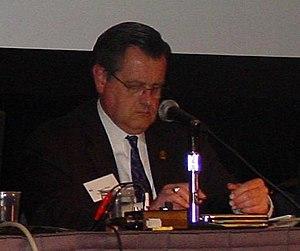 James E. West (politician)