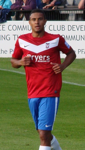 James Meredith (footballer) - Meredith playing for York City in 2011