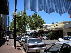 Northbridge, Western Australia - James Street, Northbridge