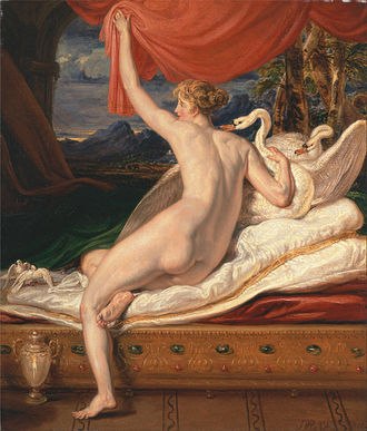 James Ward (artist) - James Ward - Venus Rising from her Couch -