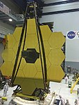 James Webb Space Telescope Revealed (26226852114).jpg