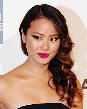 Jamie Chung - Chung at the 2012 Tribeca Film Festival premiere of Knife Fight