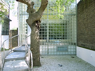1994 in architecture - Hauer-King House, London