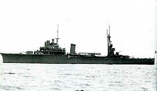 Japanese cruiser <i>Kashii</i>