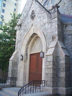 Jax FL Snyder Methodist Church door01.jpg