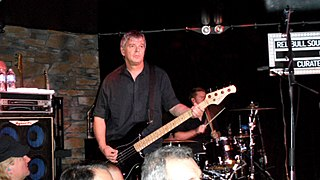 Jean-Jacques Burnel English singer and bassist