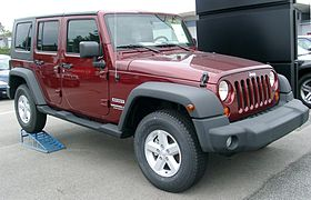 Image illustrative de l'article Jeep Wrangler