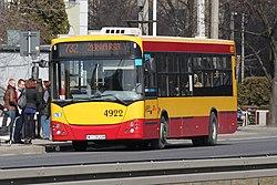 Jelcz M121I 4922 Marki cropp