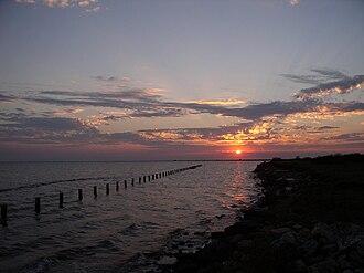 Matagorda Bay - Image: Jensen Pt
