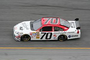 Jeremy Mayfield - 2008 racecar