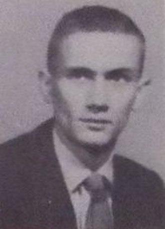 Jerome Kristian - Jerome Kristian in 1952.
