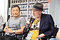 Jim Lee and Frank Miller at SXSW 2018.jpg