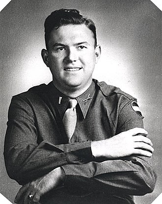 Jimmie W. Monteith - Image: Jimmie W Monteith 1944