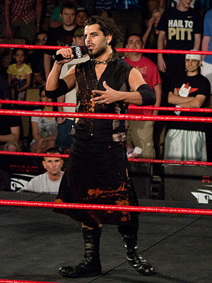 Jimmy Jacobs - Jacobs at Showdown in the Sun, explaining why he attacked El Generico.