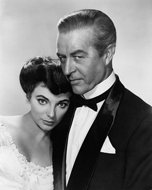 The Girl in the Red Velvet Swing - Joan Collins and Ray Milland