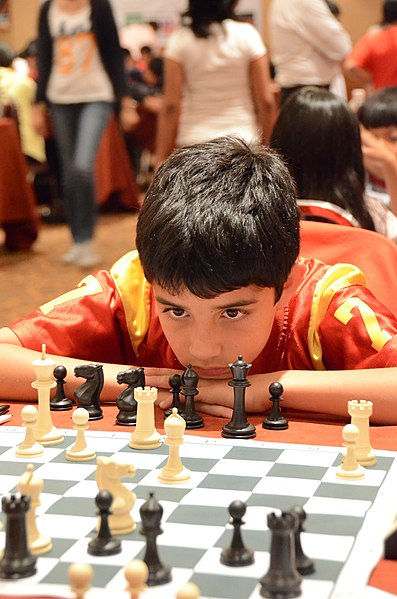 File:Joaquin Perkins USA Candidate Master 2012 North American Youth Champion Under 8.JPG