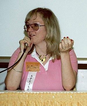 Jo Duffy - Comic-Con 1982