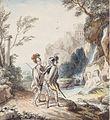 Johann Heinrich Tischbein d.Ä. - Charles e Ulbalde voyent dans le fleuve deux nymphes enchantées.jpg