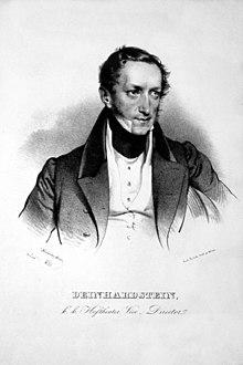 Lithographie von Josef Kriehuber, 1833 (Quelle: Wikimedia)