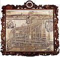 Johannes de Ram - Map and Profile of Delft - WGA18983.jpg