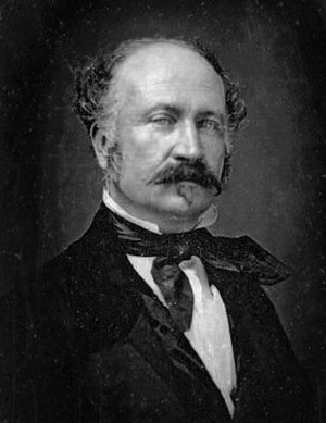 California gubernatorial election, 1849 - Image: John Augustus Sutter c 1850