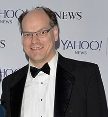 John Bessler at Pre-White House Correspondents' Dinner Reception Pre-Party (cropped).jpg