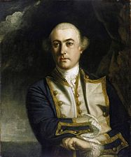 John Byron, nonno paterno del poeta