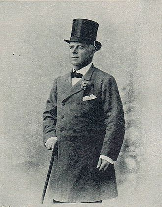 John Charles Horsey James - J.C.H. James