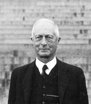 John Cobbe - John Cobbe in 1931