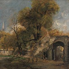 Harnham Gate, Salisbury