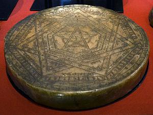 John Dee's Seal of God British Museum 26 07 2013.jpg