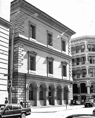 United States Customshouse (Providence, Rhode Island) - John E. Fogarty Judicial Annex, Providence, RI