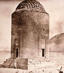 John Henry Haynes. Tomb of early Seljukian princess at Caesarea (id.13993450).II.jpg