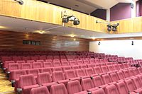 seats in auditorium